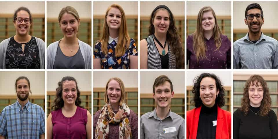 Youth Advisory Committee Members at Ottawa Children's Treatment Centre